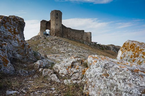 Foto profissional grátis de arquitetura, castelo, céu, construção