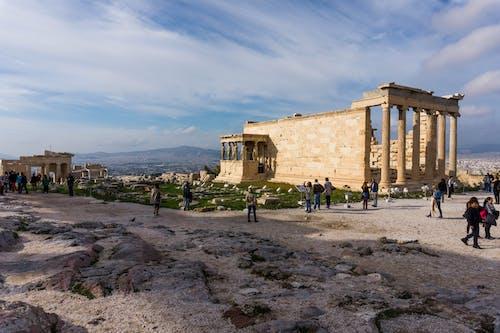 Gratis stockfoto met architectuur, Athene, attractie, bekend