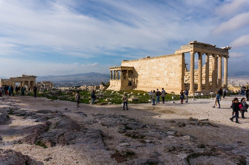 Gratis lagerfoto af arkitektur, Arv, athen, berømt