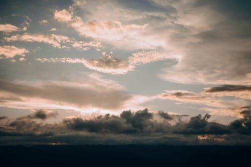 Free stock photo of blue sky, clouds, cloudy sky, landscape