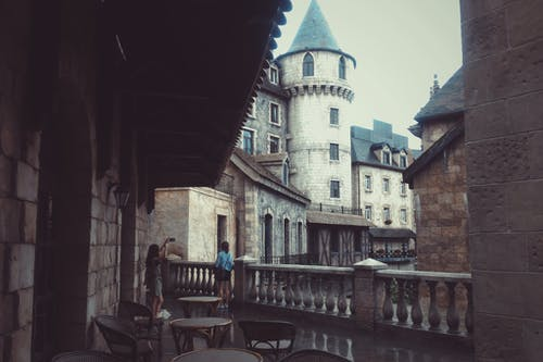 Photos gratuites de architecture, bâtiment, chaises, château