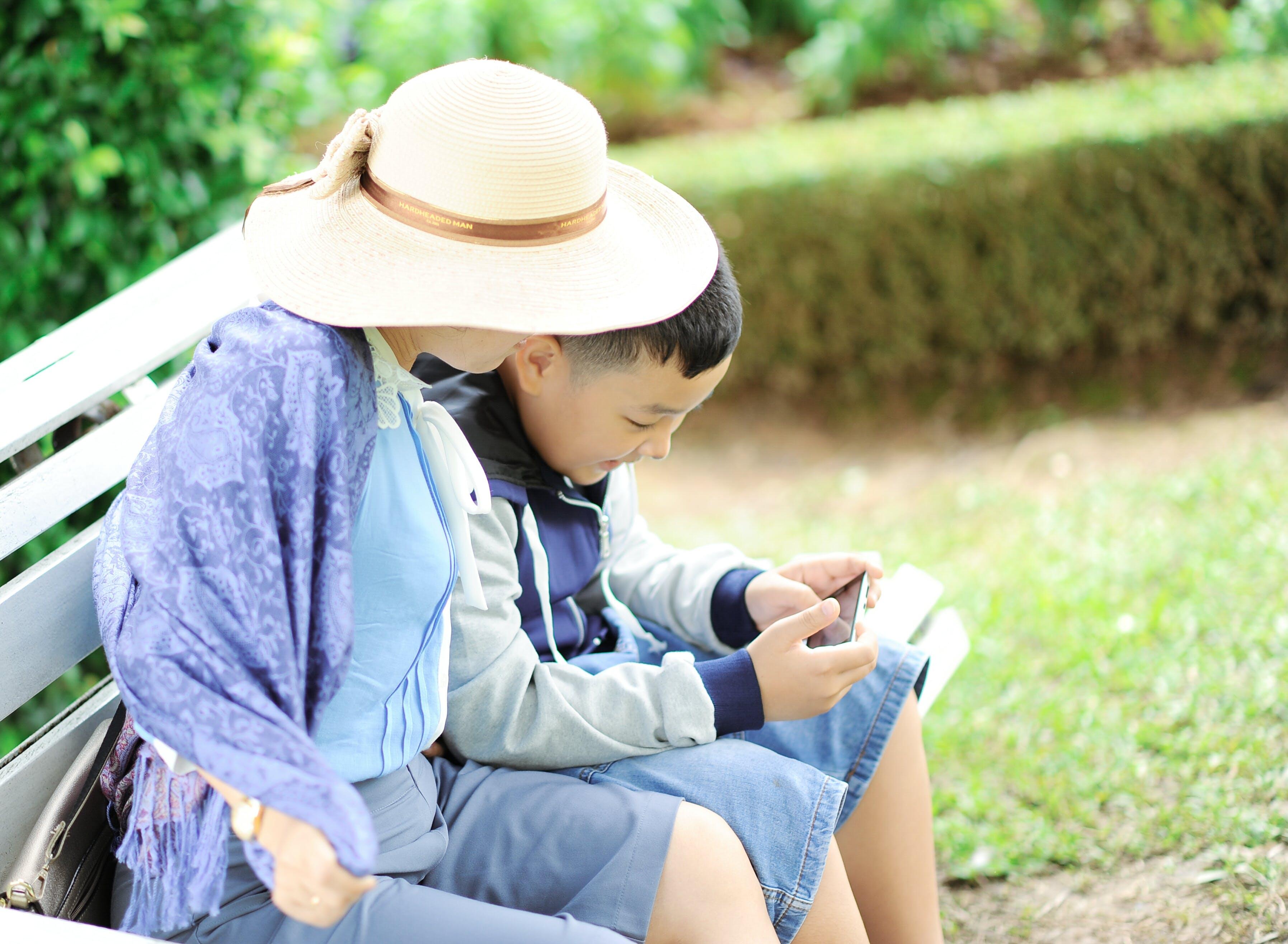 享受, 休閒, 兒童, 公園 的 免费素材照片