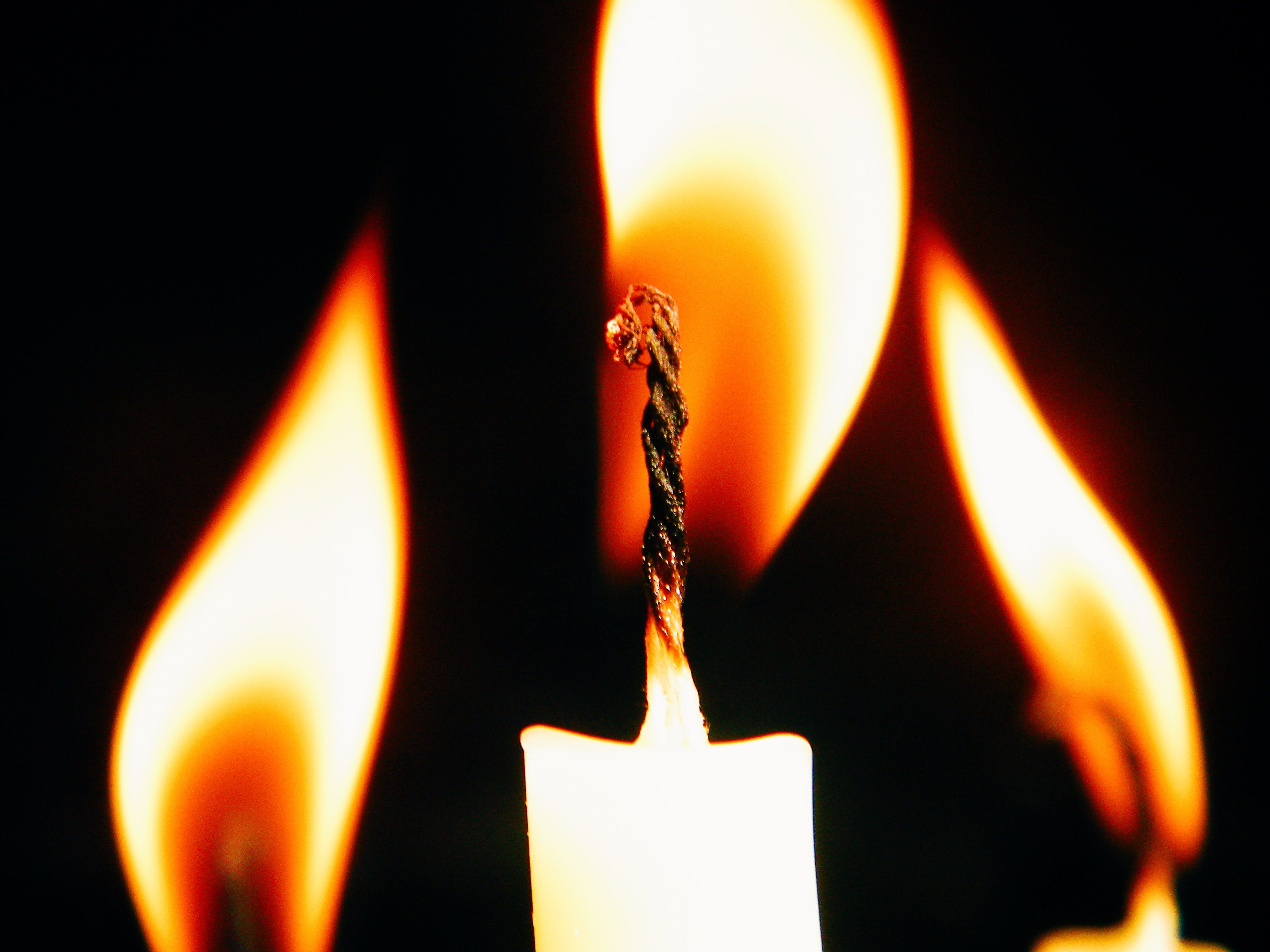Free stock photo of candles, easter, fire, greek easter