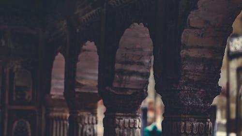 Darmowe zdjęcie z galerii z architektura, brudny, dzień, filary