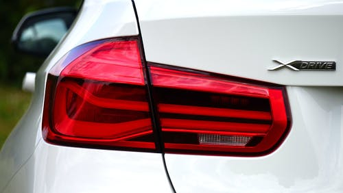 Kostnadsfri bild av bil, fordon, närbild, vit