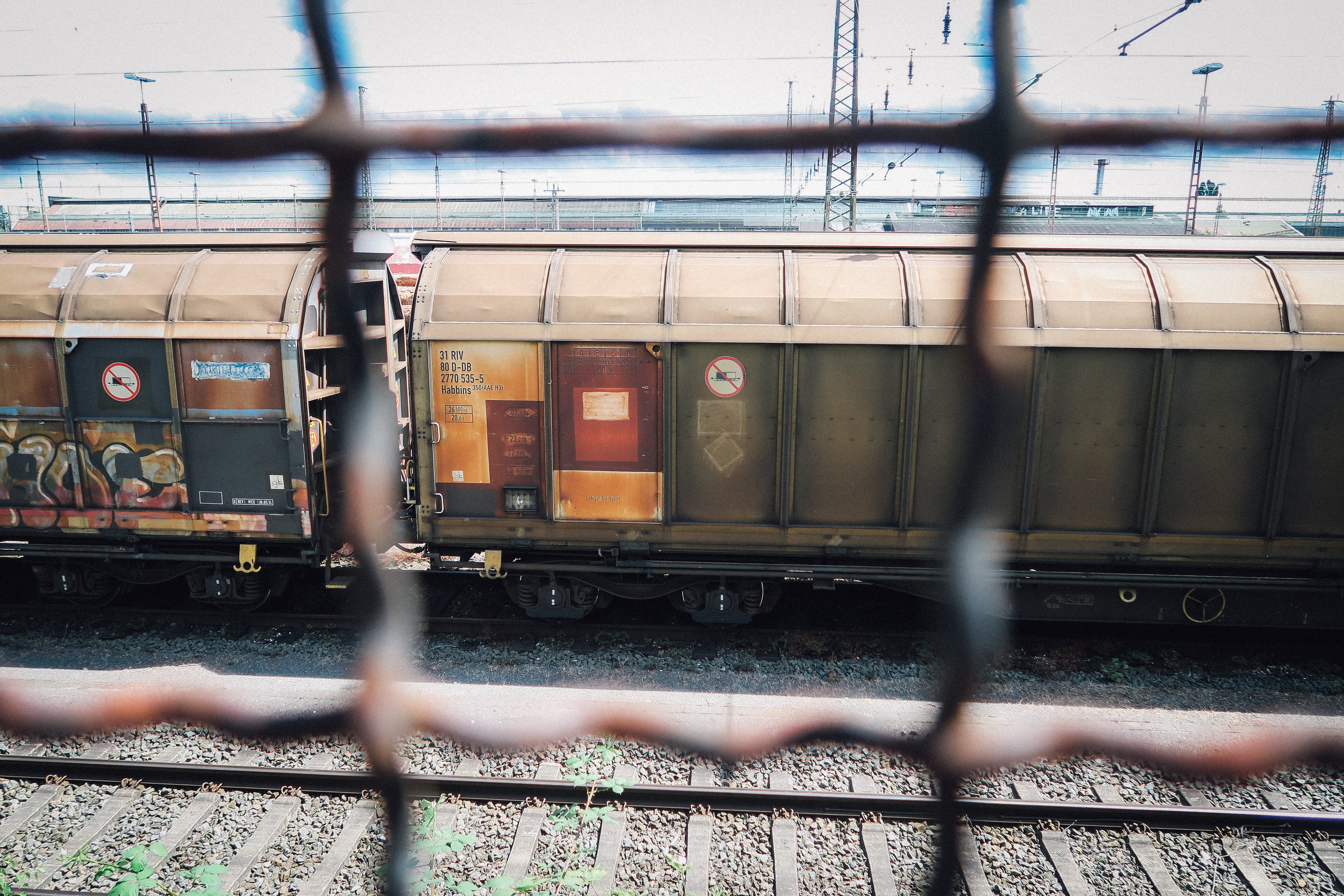 Photo of Train From the Fence