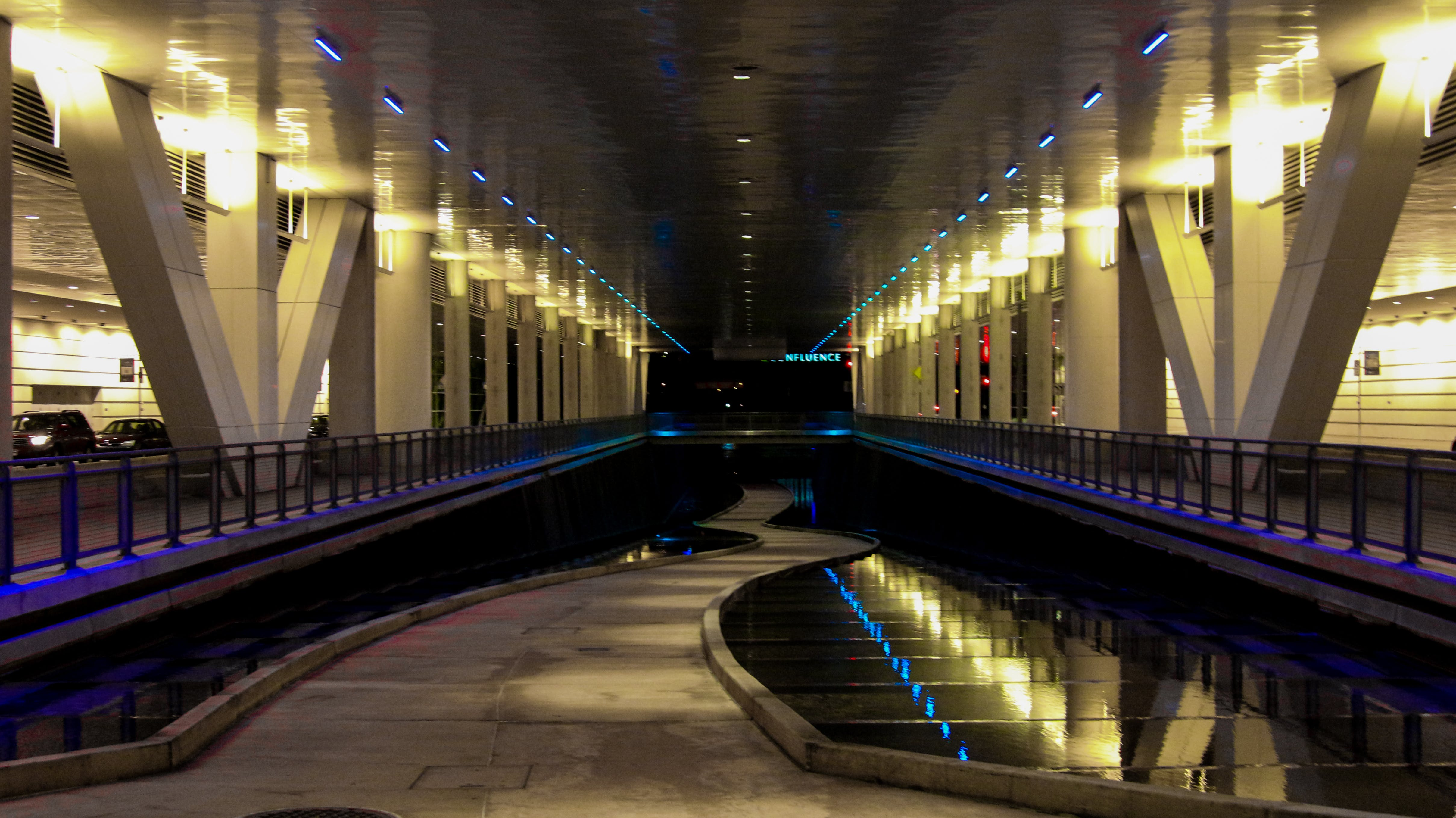 Free stock photo of city, lights, night, dark