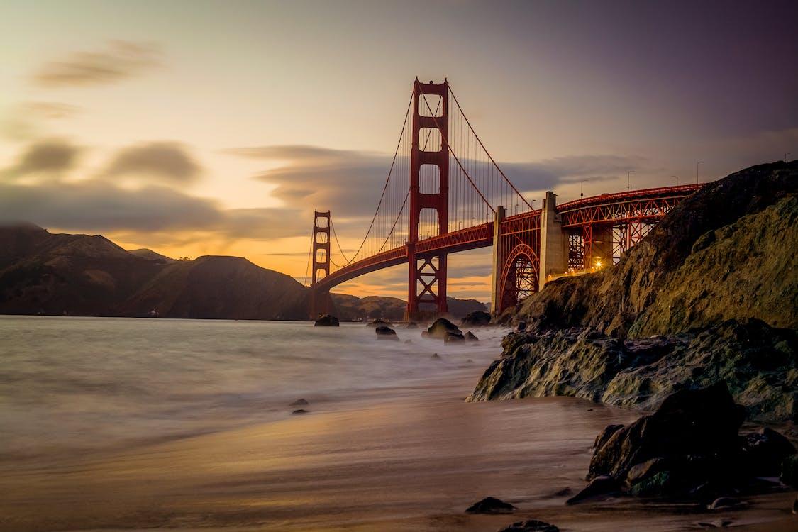 ゴールデンゲート, ゴールデンゲートブリッジ, サンフランシスコ