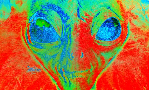 Free stock photo of Extraterrestre, OVNI