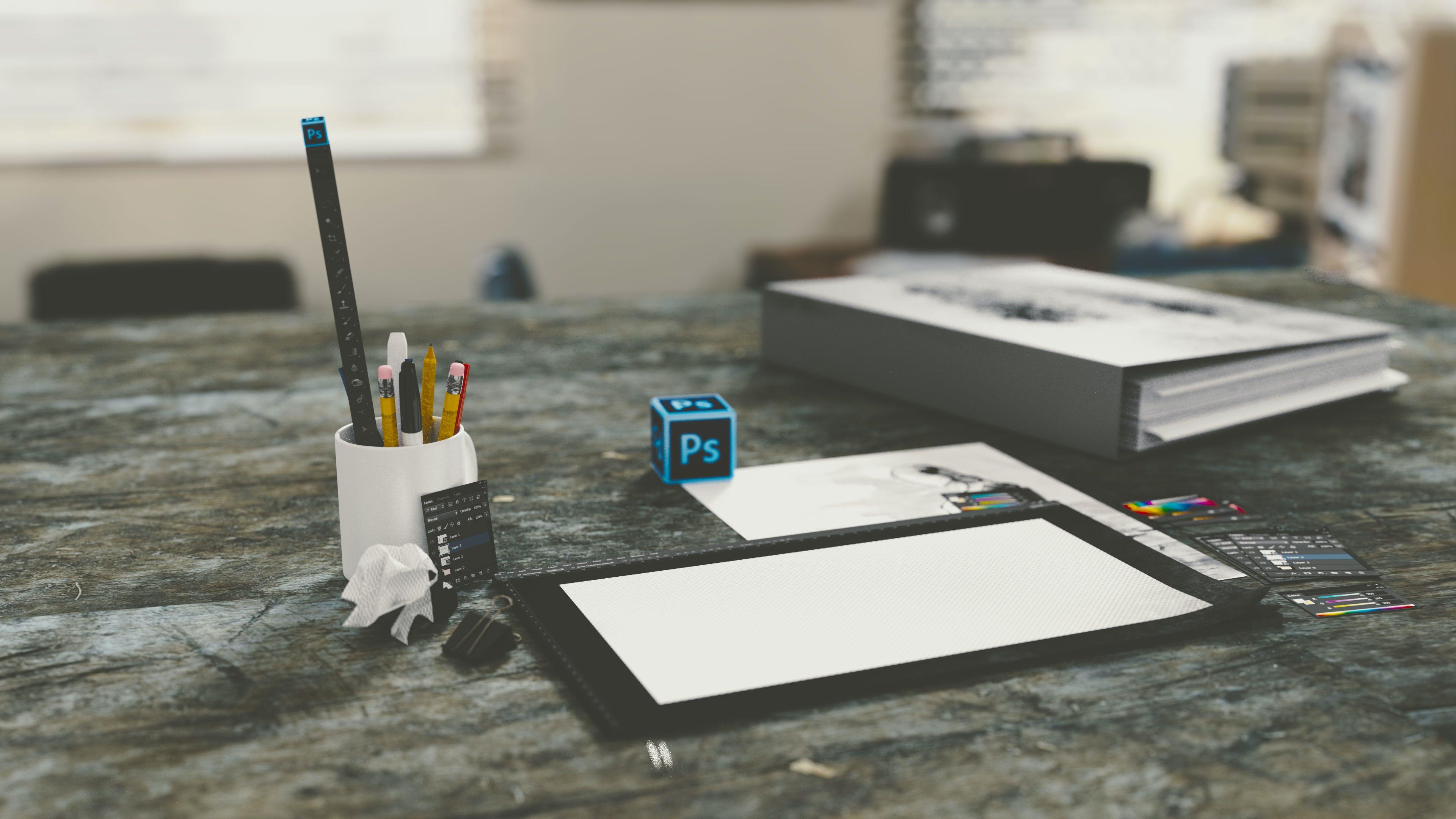 Kostenloses Stock Foto zu adobe photoshop, hd wallpaper, photoshop-schnittstelle