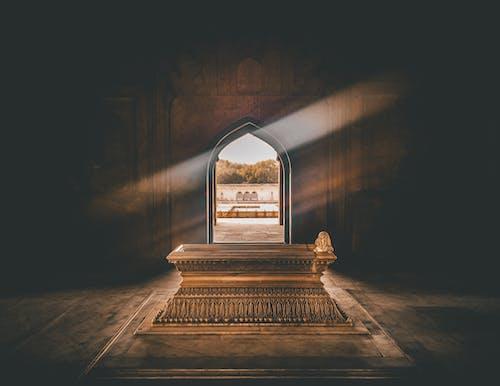 印度, 古老的, 墓, 寺廟 的 免费素材照片