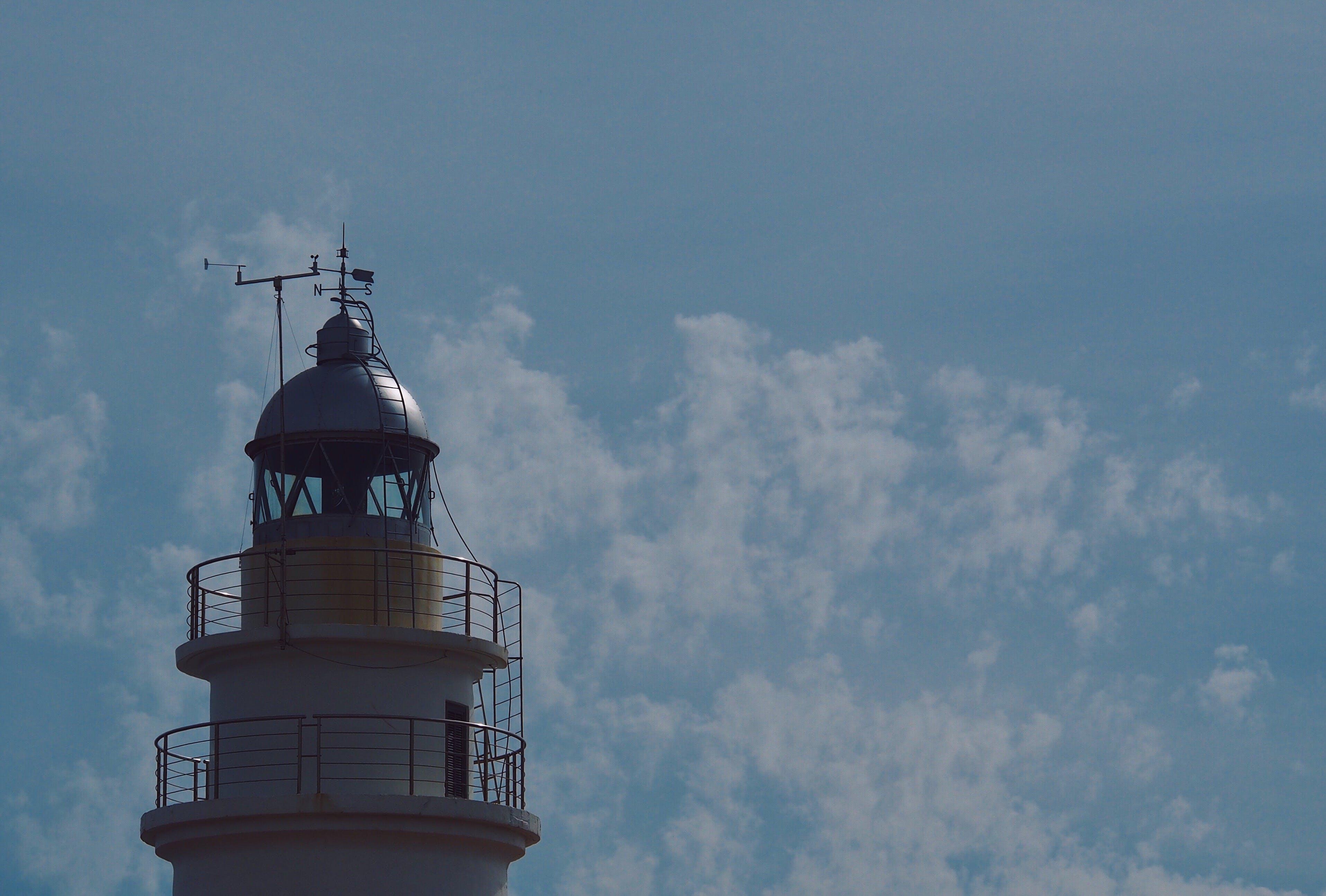 Darmowe zdjęcie z galerii z architektura, budynek, błękitne niebo, chmury