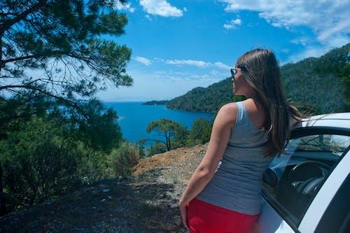 Gratis arkivbilde med avslapping, bil, ferie, fjell