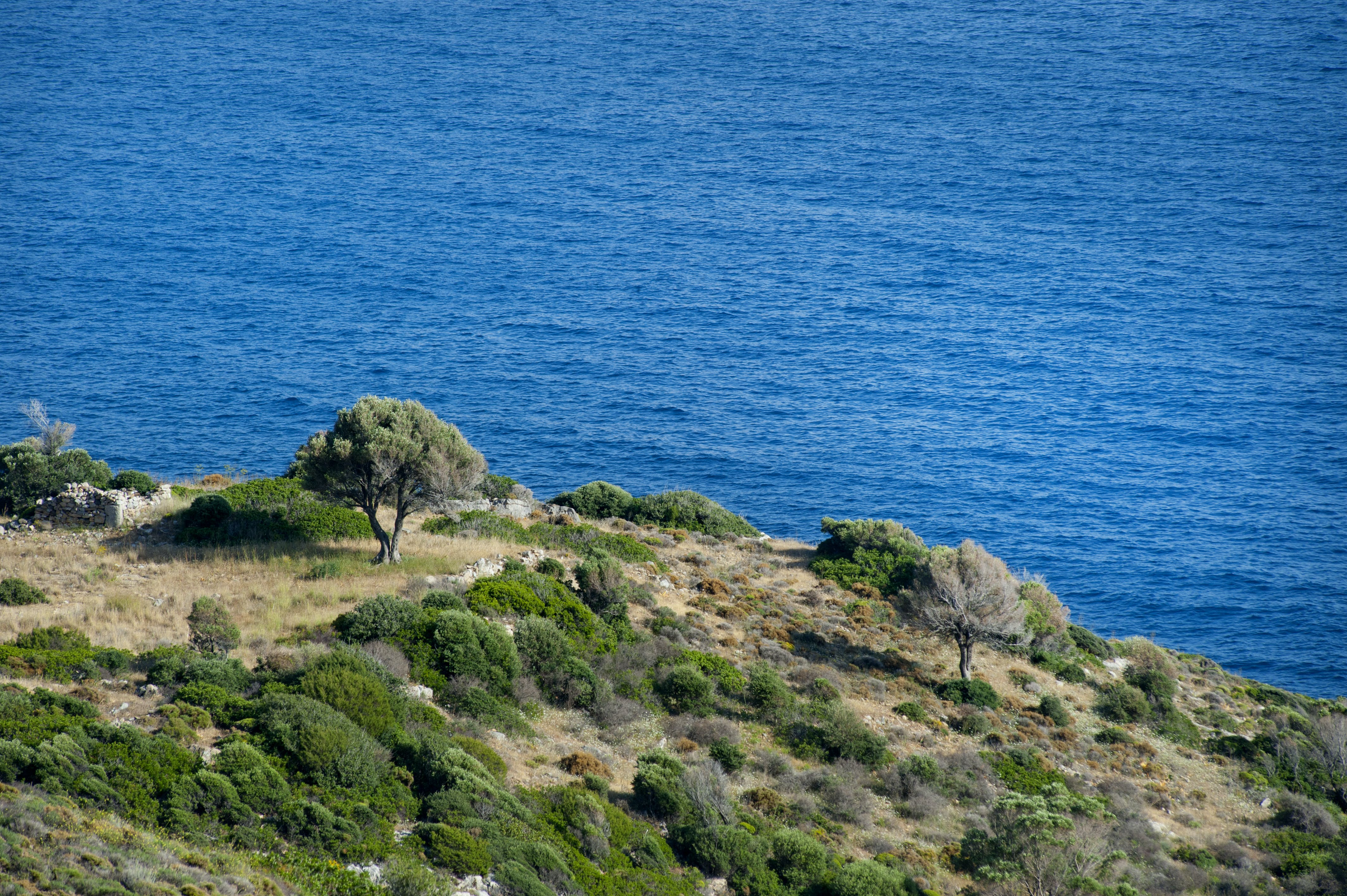 Free stock photo of sea, cliff coast, stone, turkey