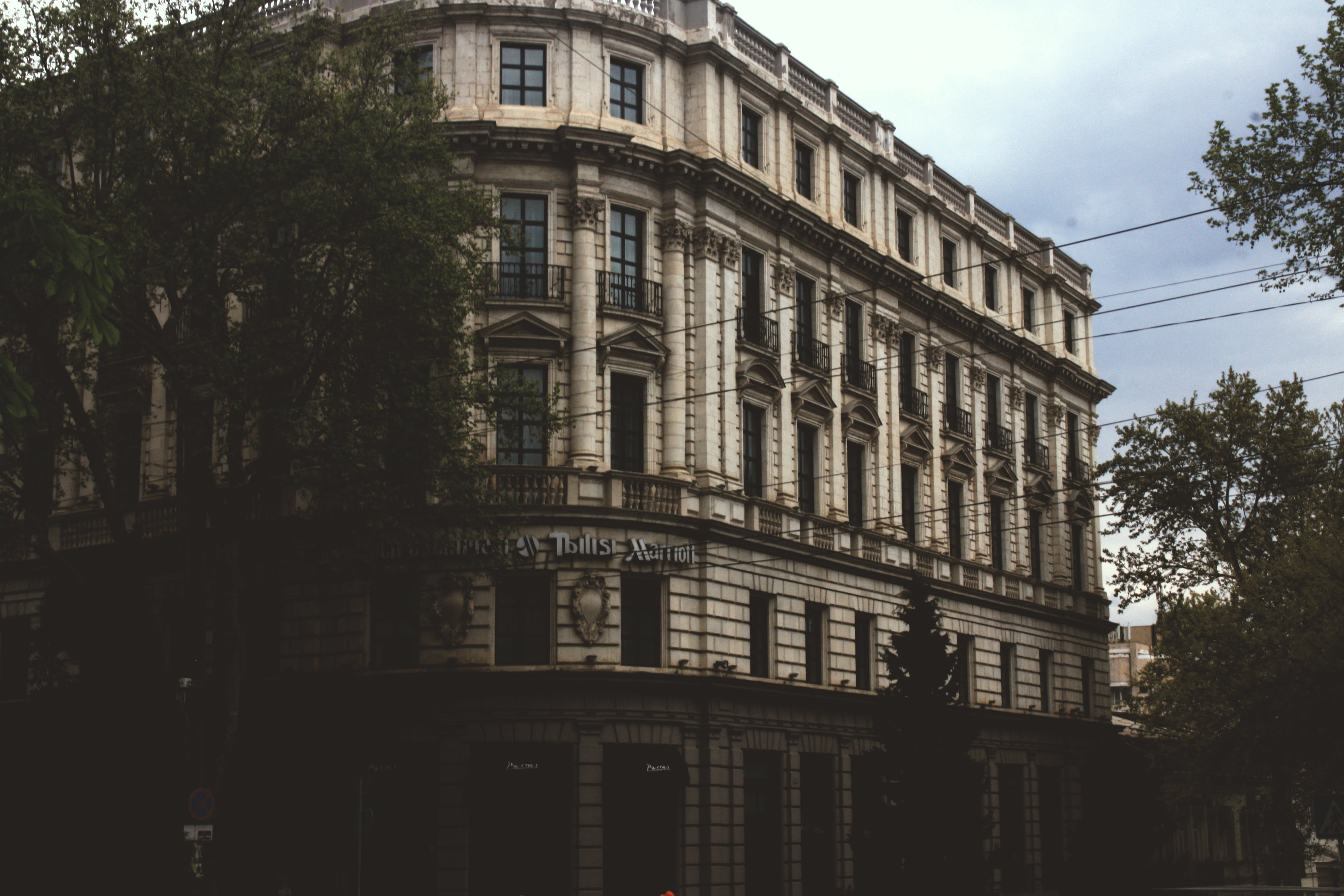 architektura, budova, cestovní ruch