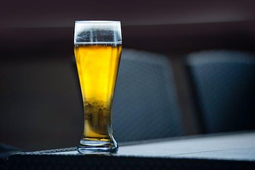 Fotobanka sbezplatnými fotkami na tému alkoholický nápoj, chladný, makro, nápoj