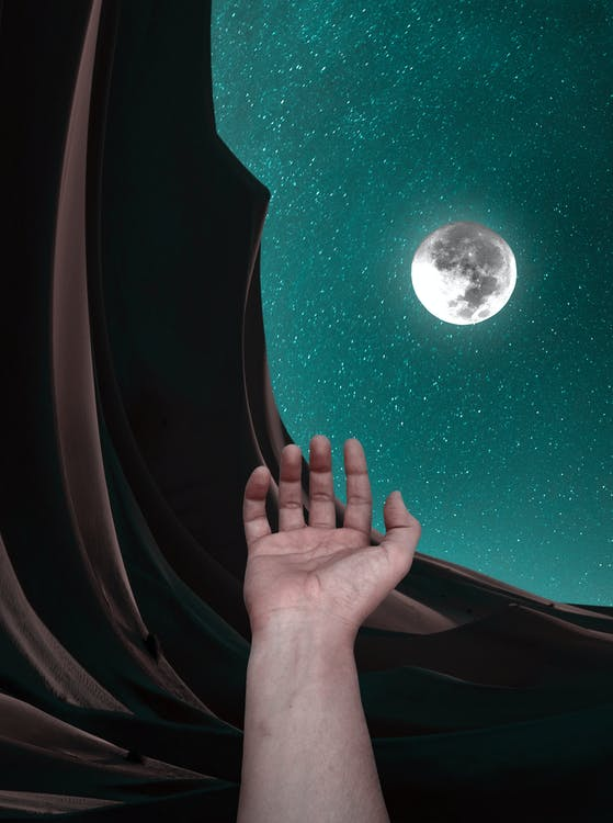 Darmowe zdjęcie z galerii z cała gwiazda, ciemny, cień