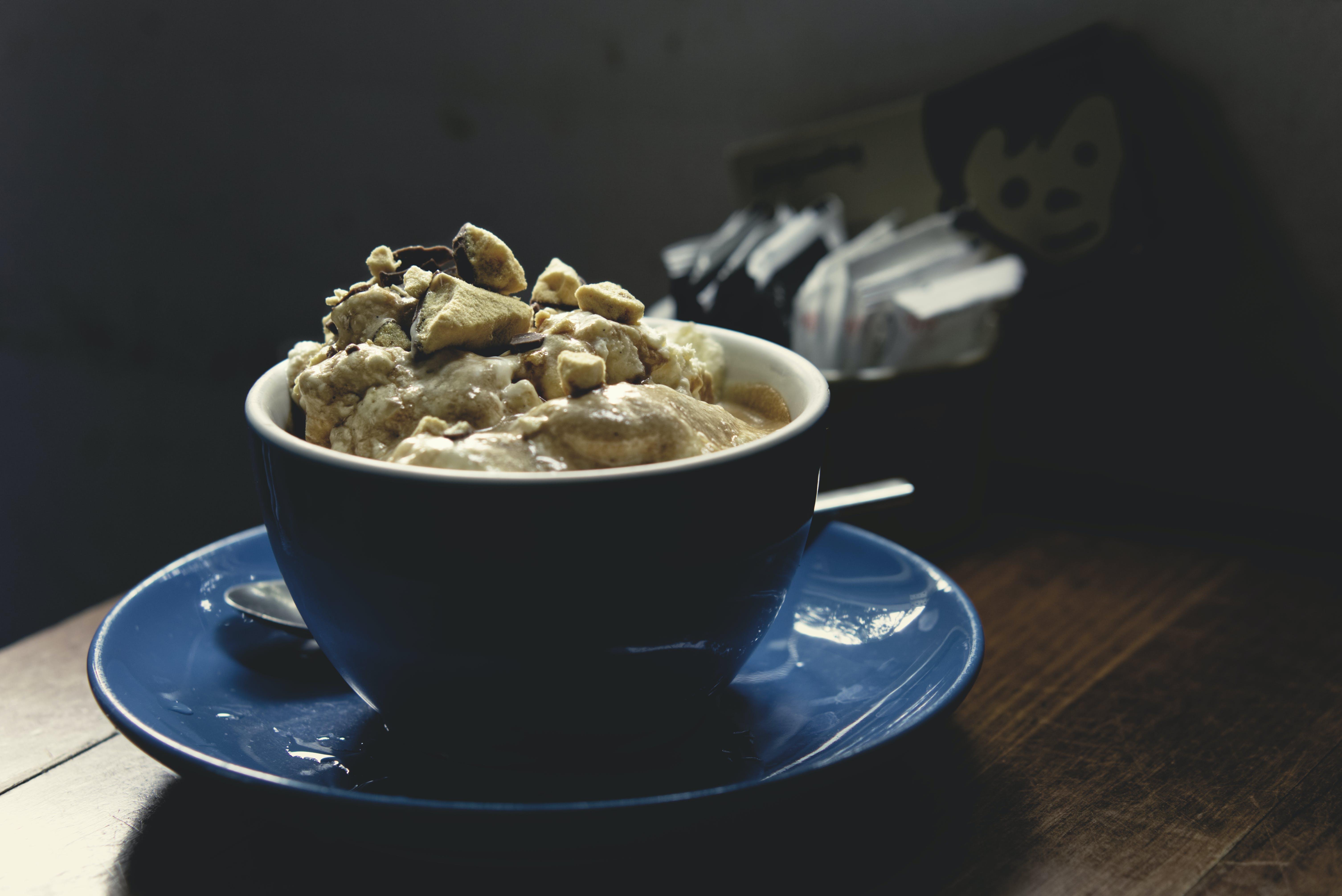 Free stock photo of affogato, bar cafe, café, chocolate