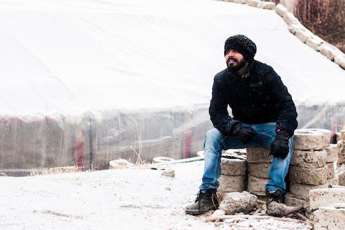 감기, 겨울, 계절, 꽁꽁 언의 무료 스톡 사진