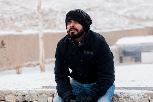 人, 冬季, 冷, 冷凍 的 免費圖庫相片