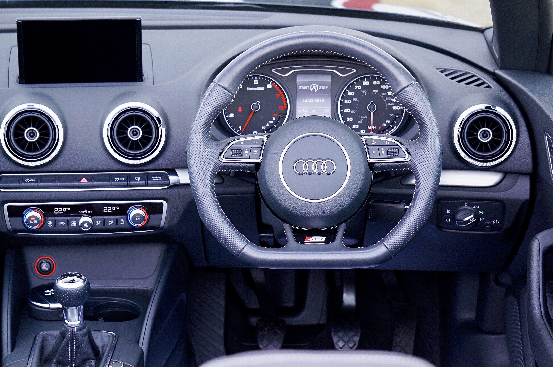 Audi Vehicle Interior