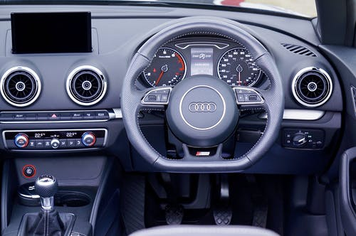 Audi Vehicle Interior