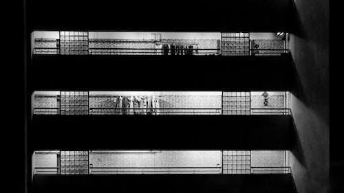 Fotobanka sbezplatnými fotkami na tému bývanie, čierna a biela, fotka, ilustrácia