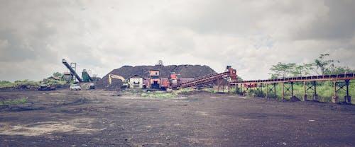Безкоштовне стокове фото на тему «буре вугілля, важка техніка, вугілля, Вугільна промисловість»