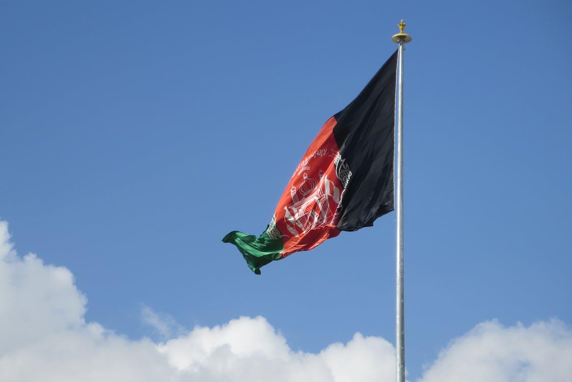 afghanistan, Afghanistanflag, Kabul