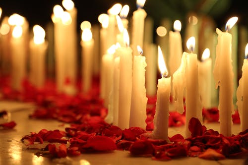 Free stock photo of birthday, candle, candlelight, light