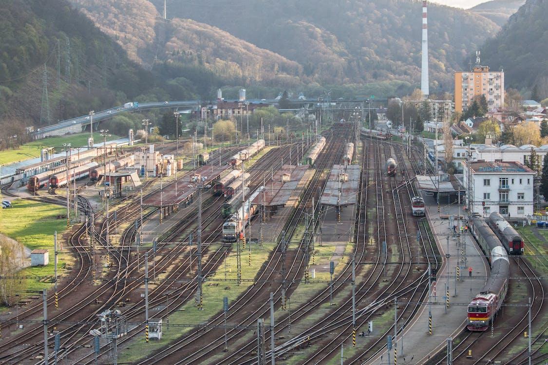 gare, gare ferroviaire