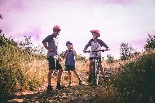 Gratis lagerfoto af BMX, cykling, cyklister, Dreng