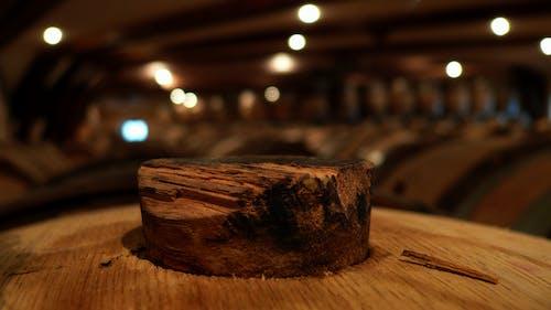 Gratis lagerfoto af vin tønde