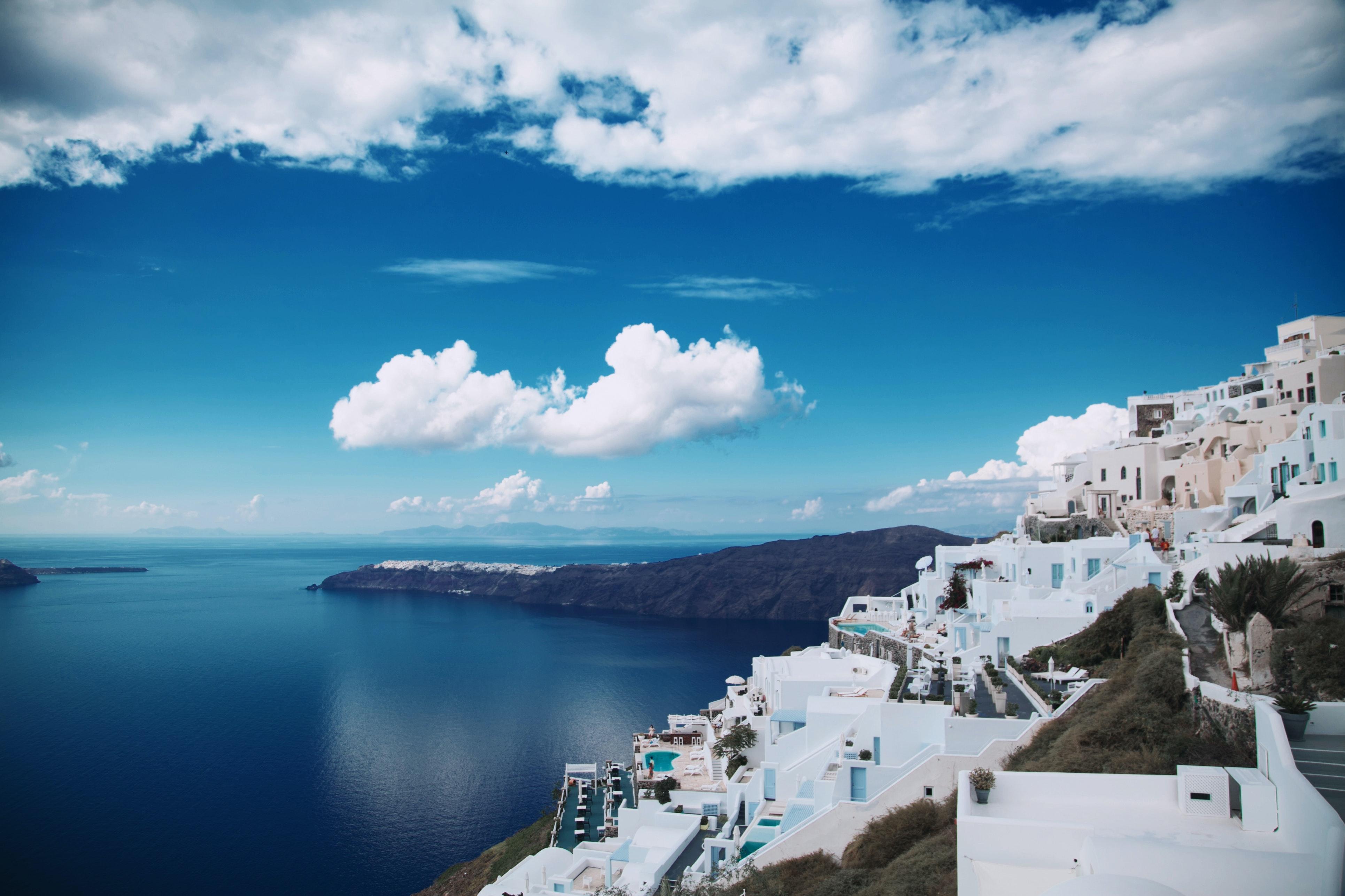 Photo of Santorini, Gr...