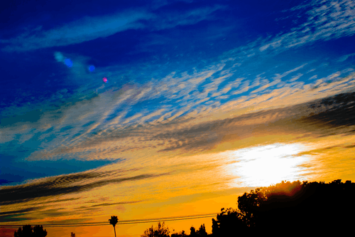 Free stock photo of 818, colors, evening sun, North Hollywood