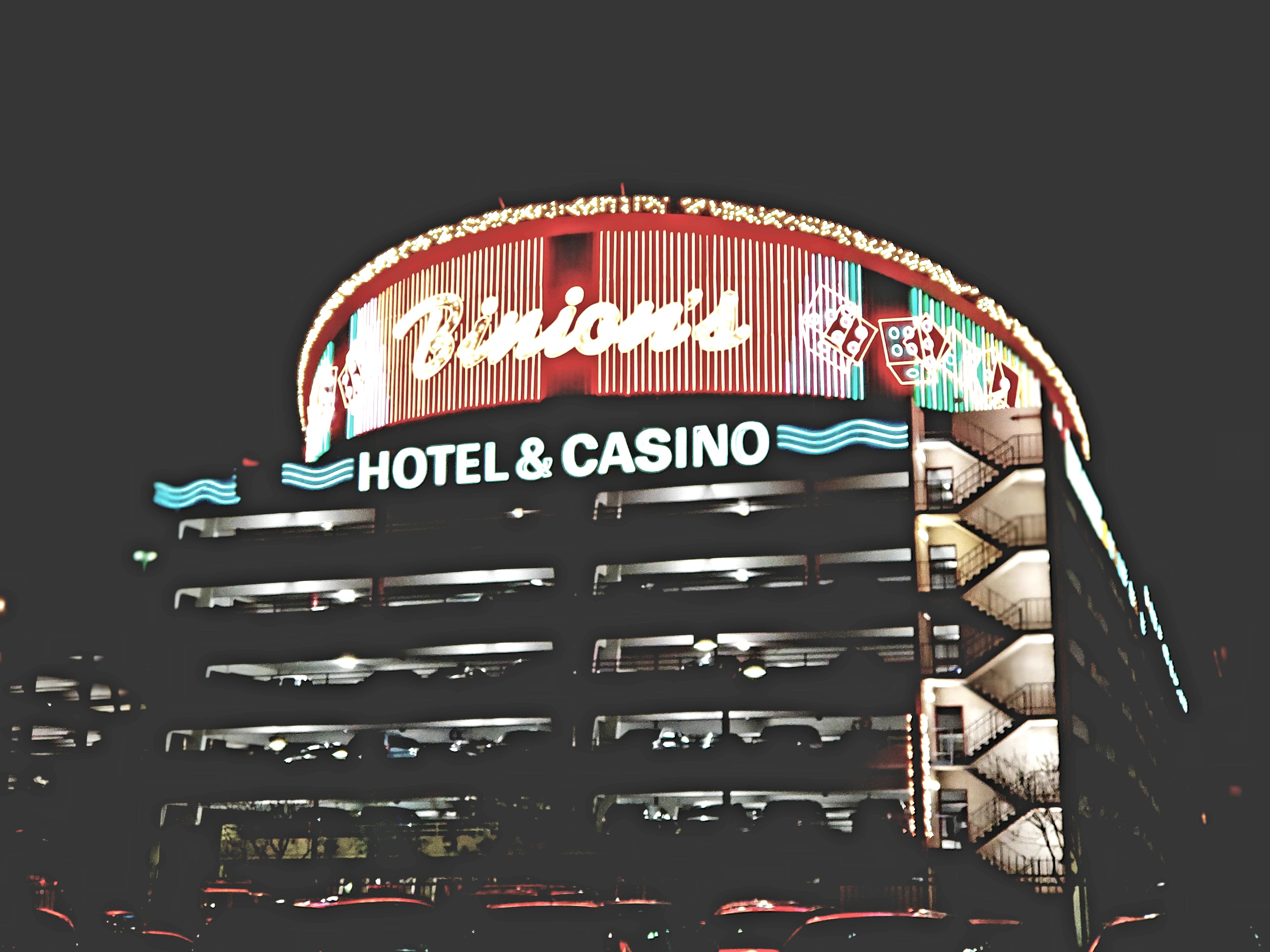 Binion's Hotel & Casino Building