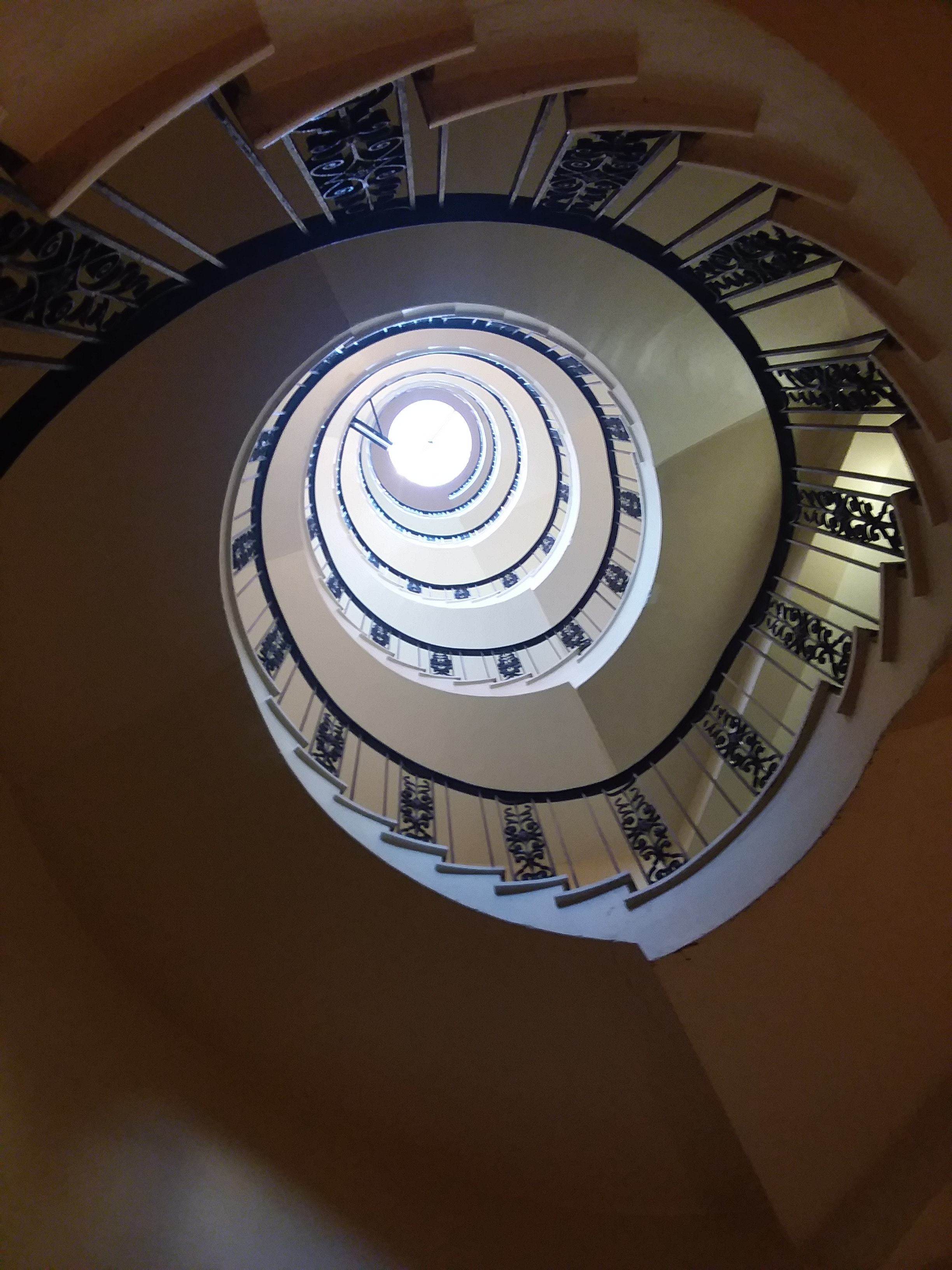 Free stock photo of spiral staircase