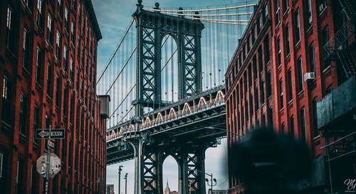 Free stock photo of bridge, brooklyn, dumbo, nyc