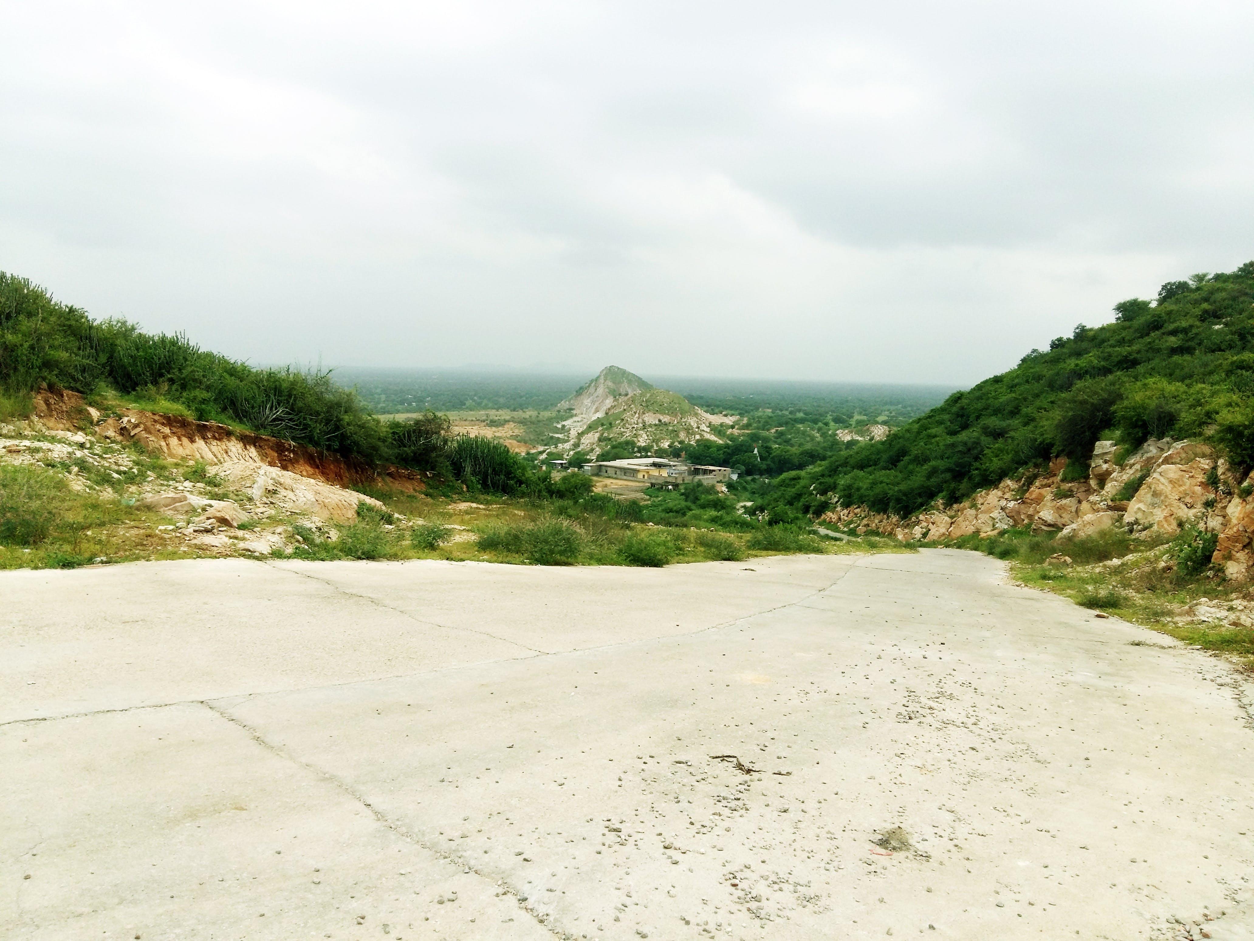 Free stock photo of beautiful, beautiful view, green, mountain