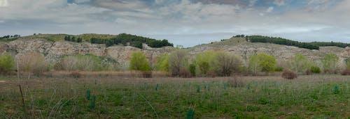 manzanares nehrinin diğer tarafı içeren Ücretsiz stok fotoğraf