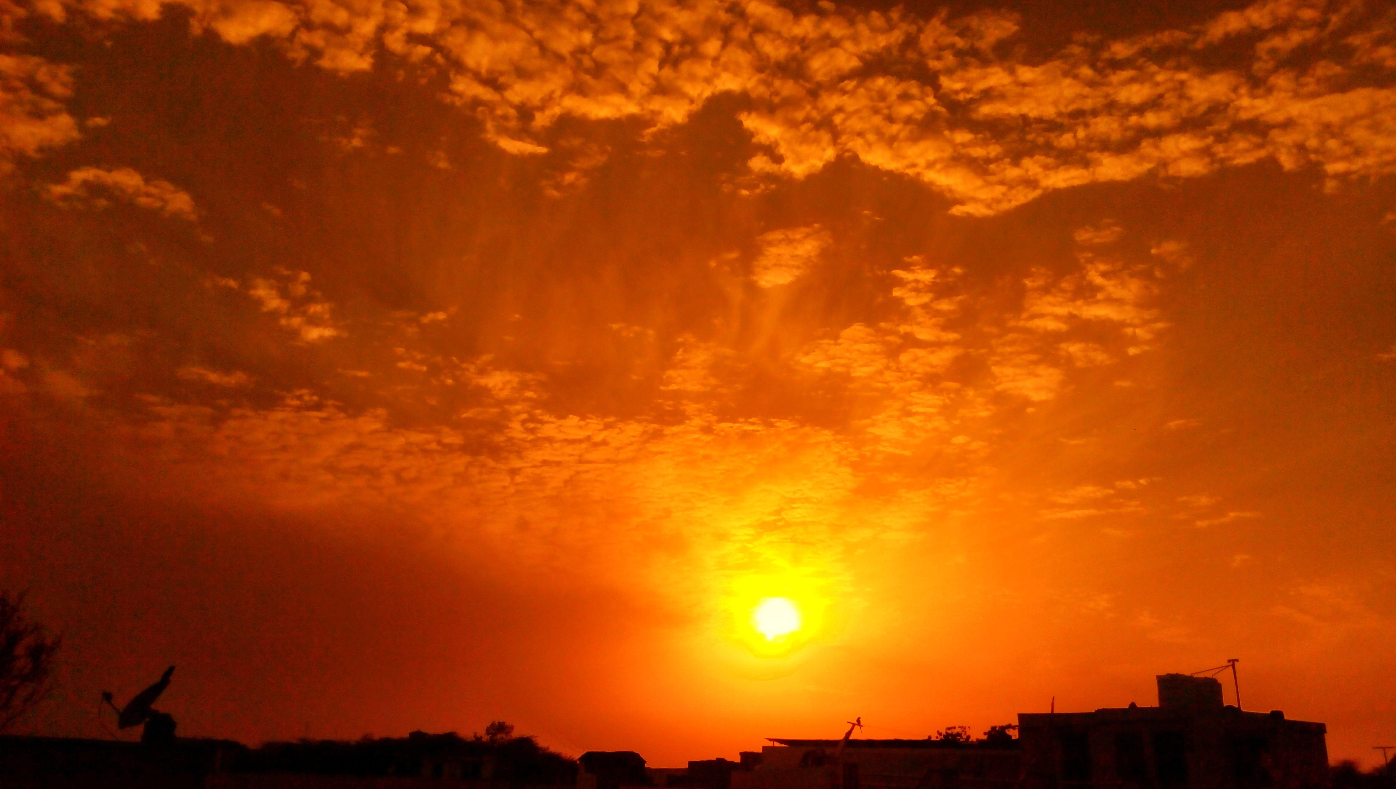 Kostenloses Stock Foto zu #sunset_pics #sunsetsniper #sunset_stream #sunset_