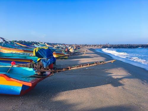 Imagine de stoc gratuită din #albastru, #mobilechallenge, #outdoorchallenge, barcă