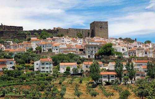 Безкоштовне стокове фото на тему «alentejo, Замок, каштелу-де-віде, місто»
