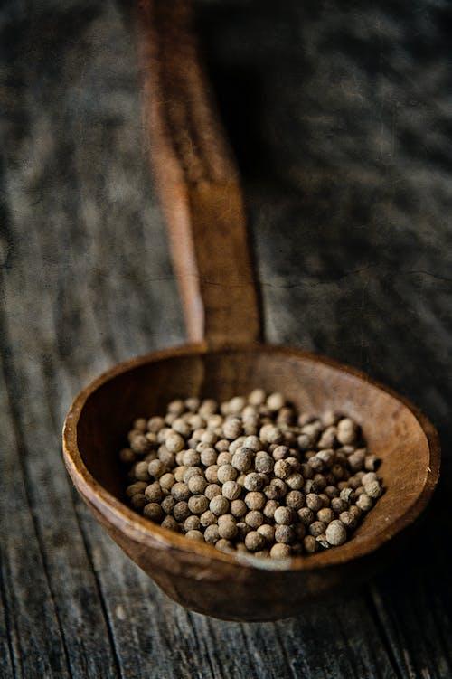 Gratis lagerfoto af close-up, mad, nærbillede, peberkorn