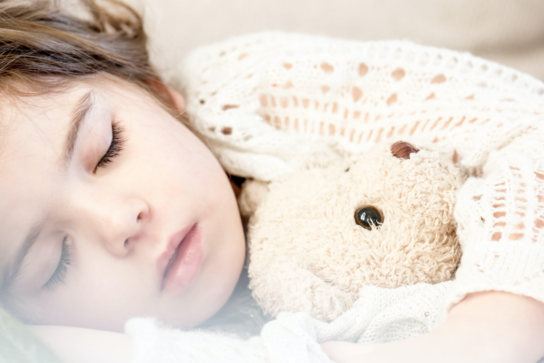 Foto d'estoc gratuïta de bufó, dorment, infant, jove