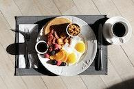 food, plate, caffeine