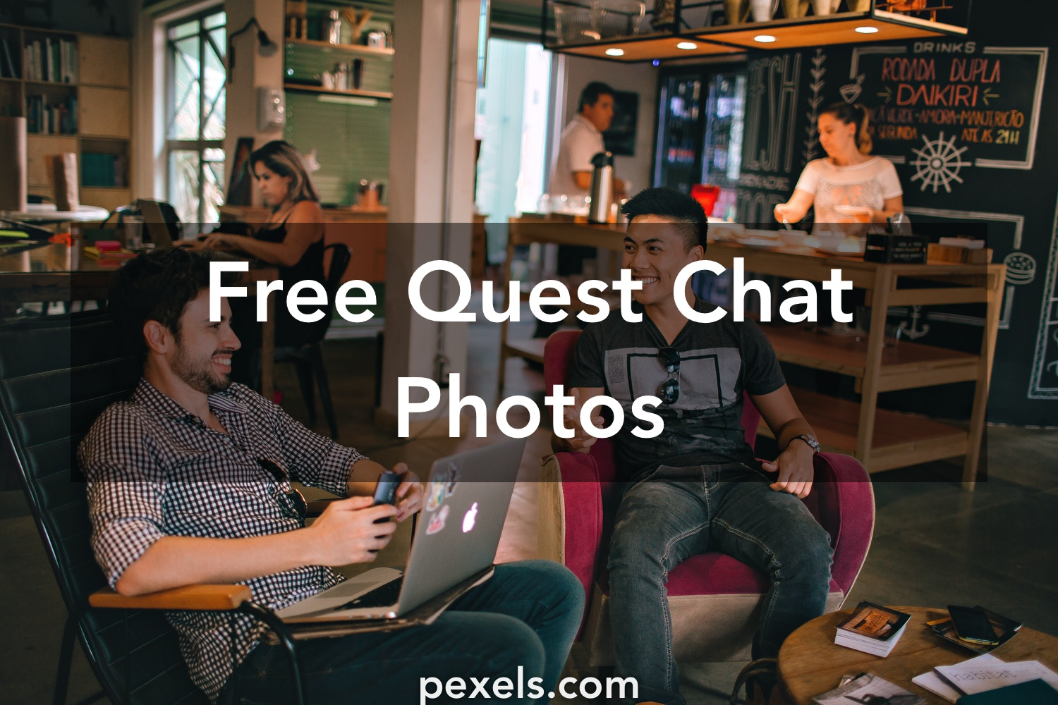 50+ Engaging Quest Chat Photos · Pexels · Free Stock Photos