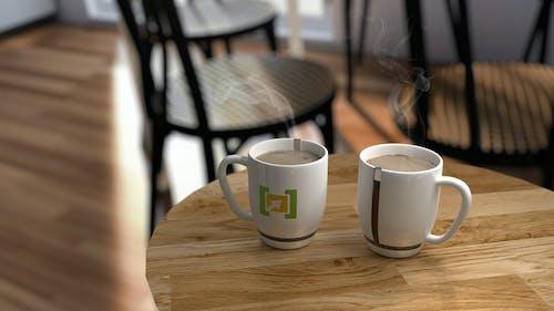 คลังภาพถ่ายฟรี ของ dirnk, กาแฟ, ทดลอง, รีเฟรช