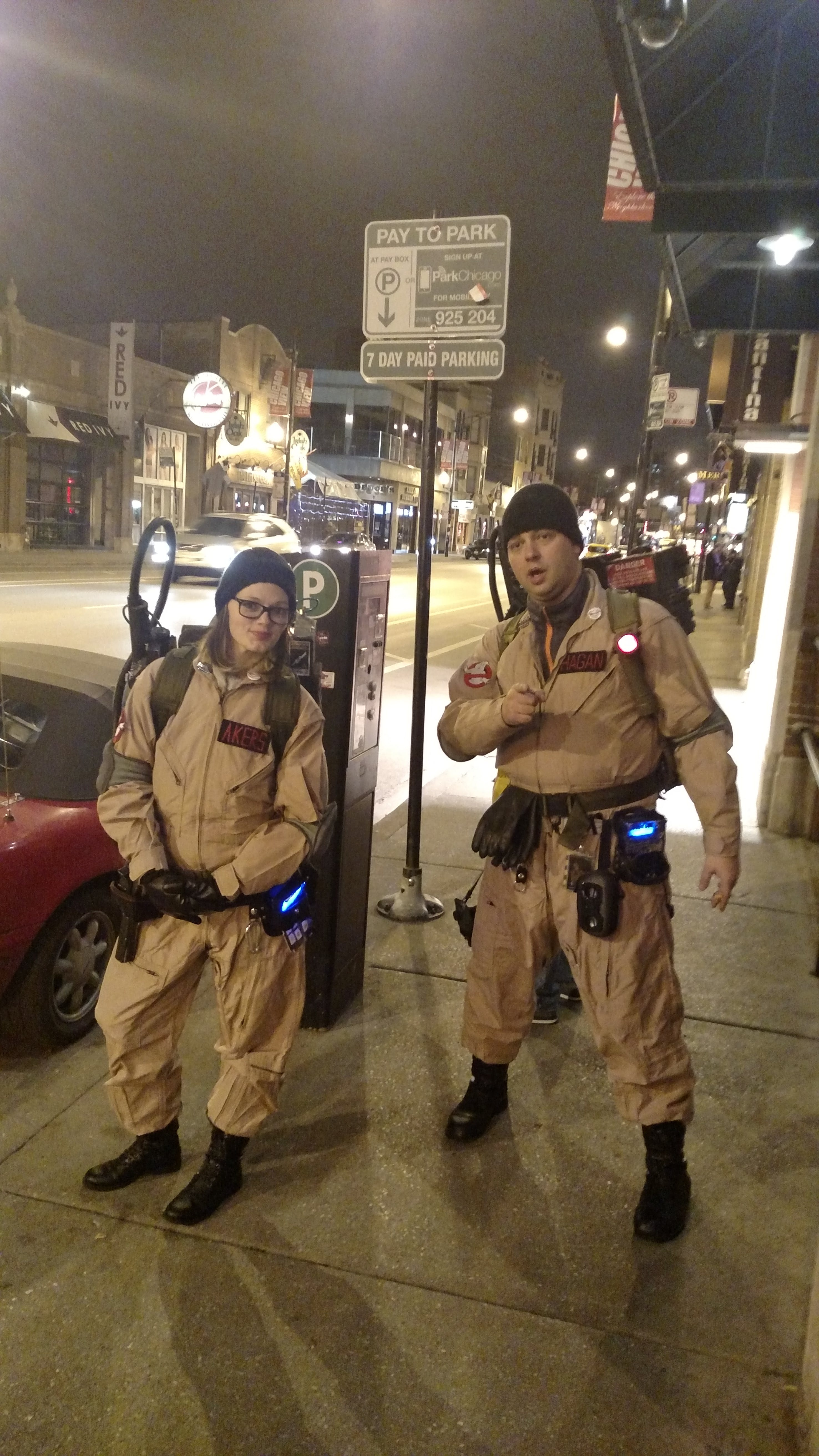Free stock photo of Fake Ghostbusters