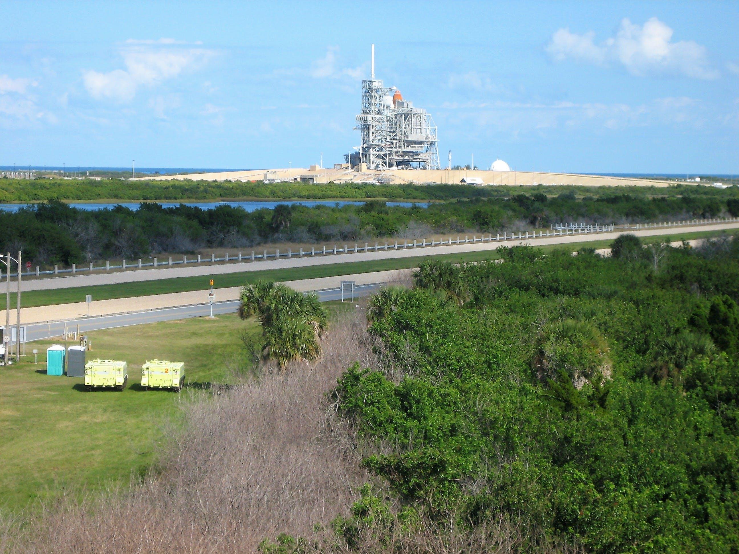 Gratis lagerfoto af affyringsrampe, cape canaveral, raketaffyring, rumfærge